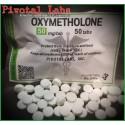 OXYMETHOLONE (Anadrol) - 50mgtab 50 Tabs/bag - PIVOTAL - USA