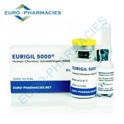 50 x HCG - (Eurigil) - 5000 iu/amp