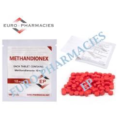 Methandionex 10 (Dianabol) - 10mg/tab Euro Pharmacies