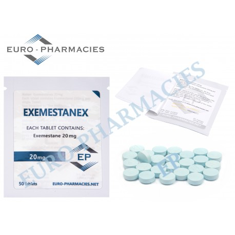 Exemestanex ( Aromasin) - 20mg/tab Euro-Pharmacies