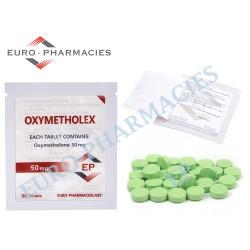Oxymetholex (Anadrol) - 50mg/tab Euro-Pharmacies