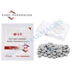 M-1-T - 10mg/tab 50 Tabs Euro-Pharmacies