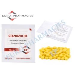 Stanozolex 10 (Winstrol) - 10mg/tab Euro-Pharmacies