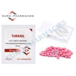 Turalex 10 (Turanabol) - 10mg/tab Euro-Pharmacies