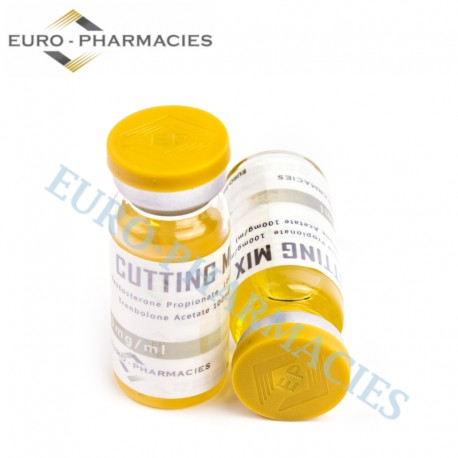 CUTTING MIX - 200mg/ml - 10 ml vial EP GOLD