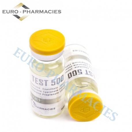 Test 500 - 500mg/ml 10ml/vial EP GOLD